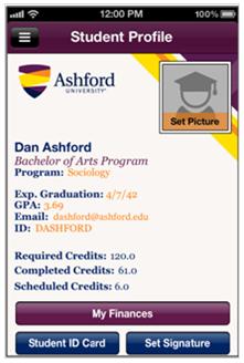 iPhone FAQs - Ashford Mobile App | Ashford University